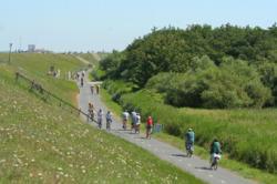 Radfahren in Cuxhaven