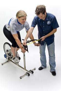 Die optimale Sitzposition am Fahrrad