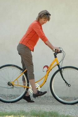 Rahmenhöhe Fahrrad